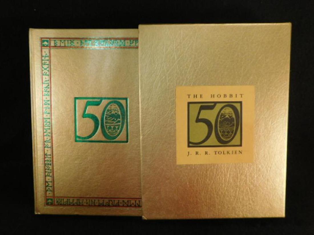 THE HOBBIT J.R.R TOLKIEN BOOK