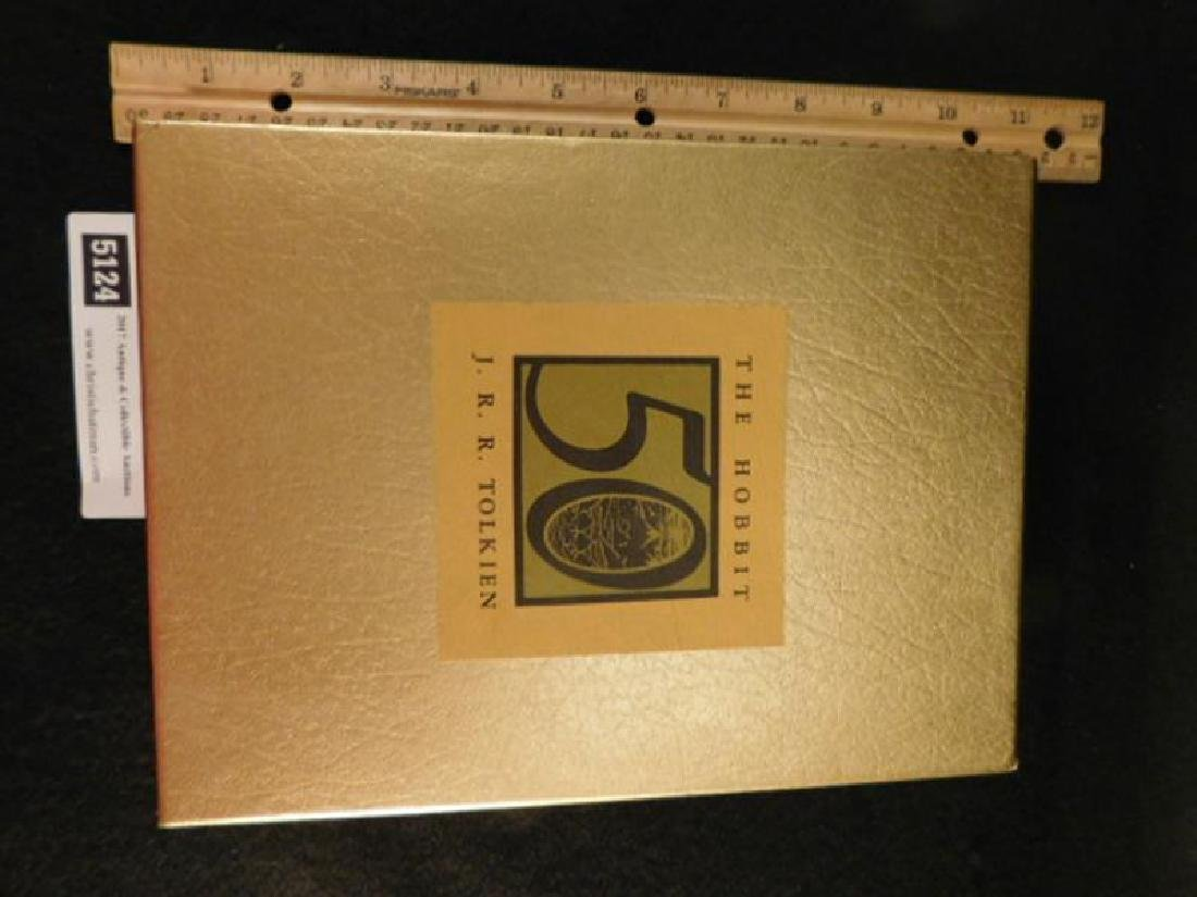 THE HOBBIT J.R.R TOLKIEN BOOK - 2