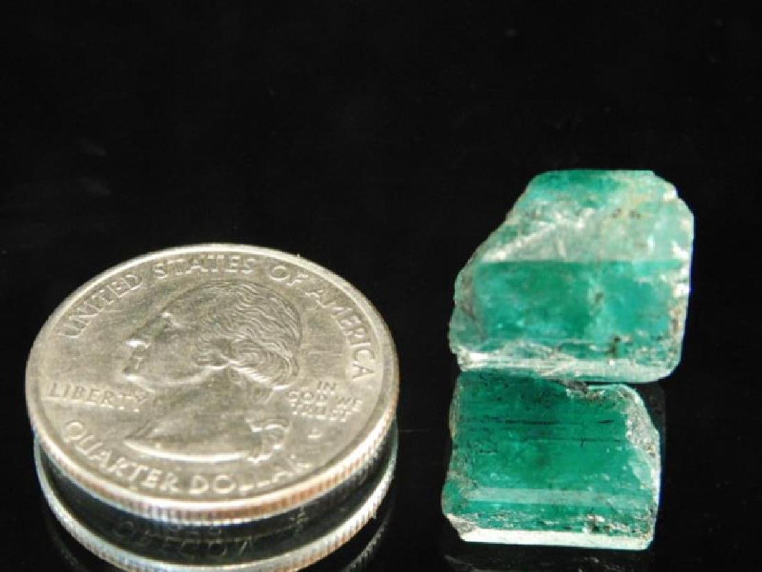 EMERALD LOOSE GEM ROCK STONE LAPIDARY SPECIMEN (Yes, we - 3