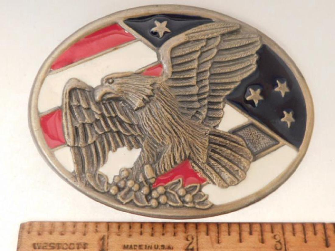 AMERICAN EAGLE BELT BUCKLE - 2