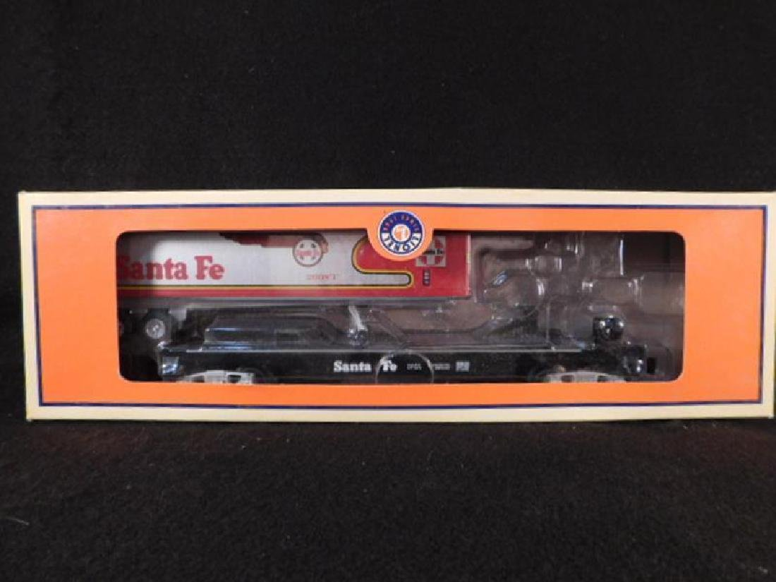 LIONEL TRAIN SANTA FE ANTIQUES AND COLLECTIBLES (YES, - 3