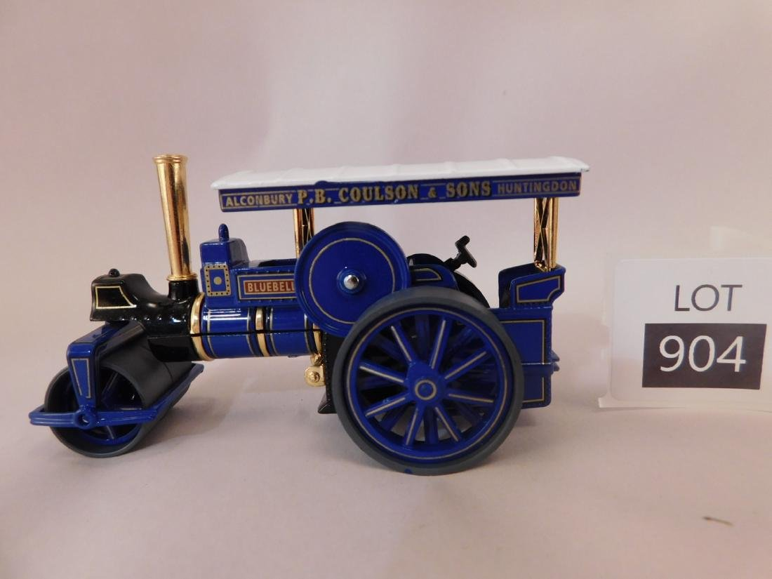 ALCONBURY PB COULSON AND SONS DIE CAST STEAM TRACTOR