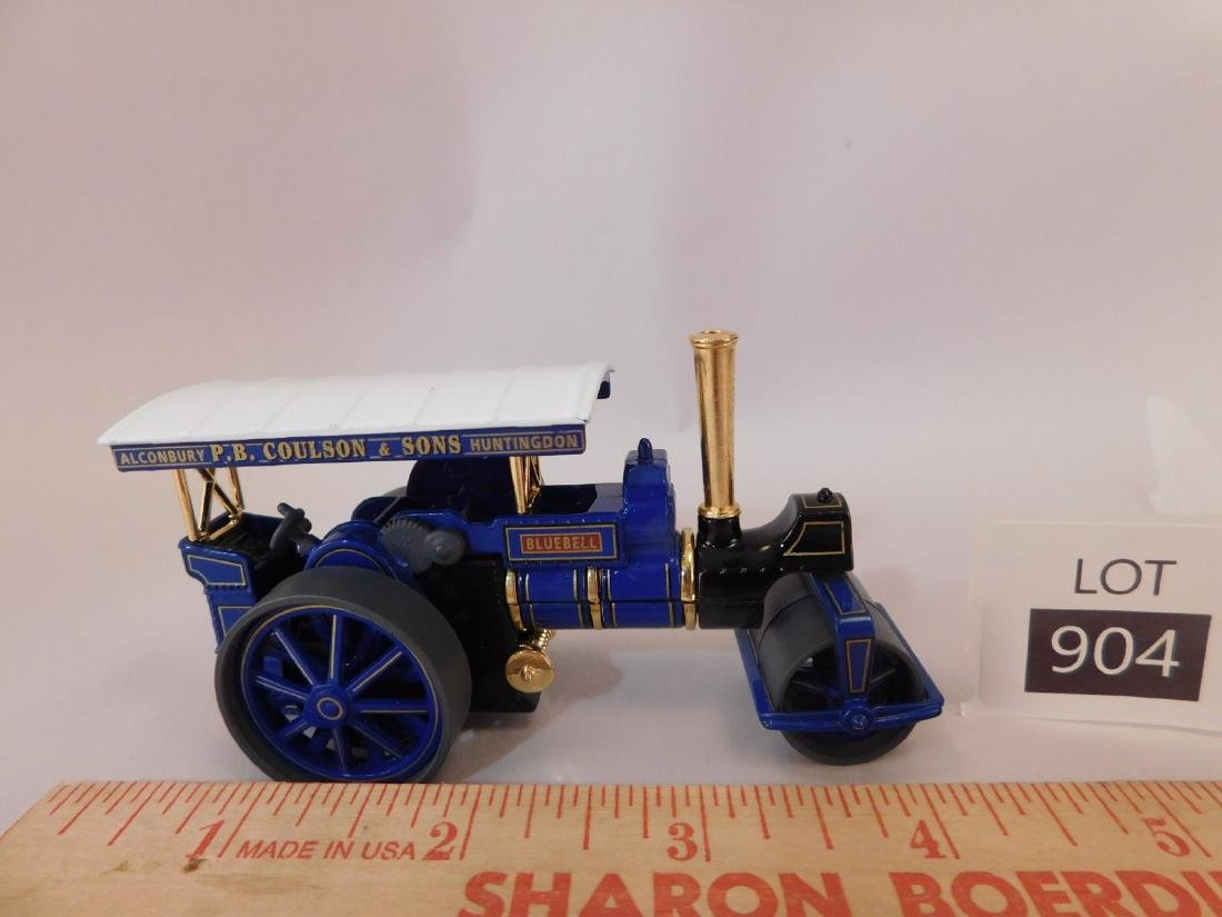 ALCONBURY PB COULSON AND SONS DIE CAST STEAM TRACTOR - 3