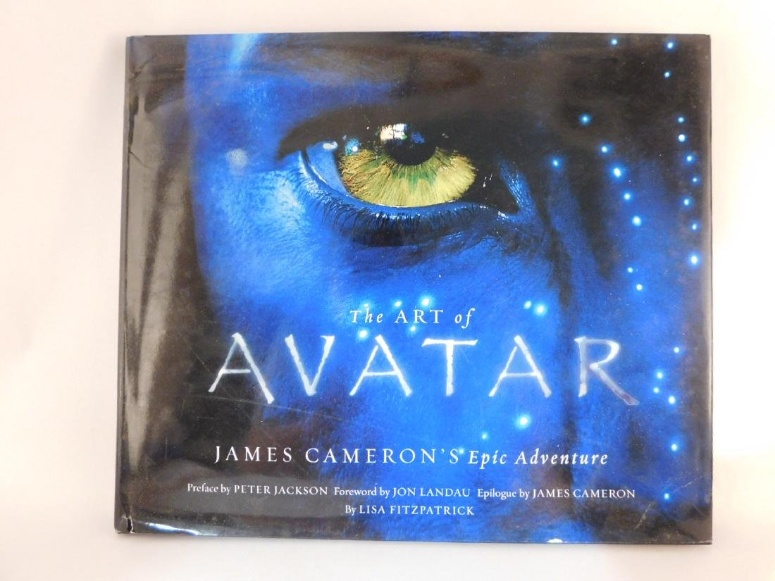 THE ART OF AVATAR JAMES CAMERSONS EPIC ADVENTURE - 3
