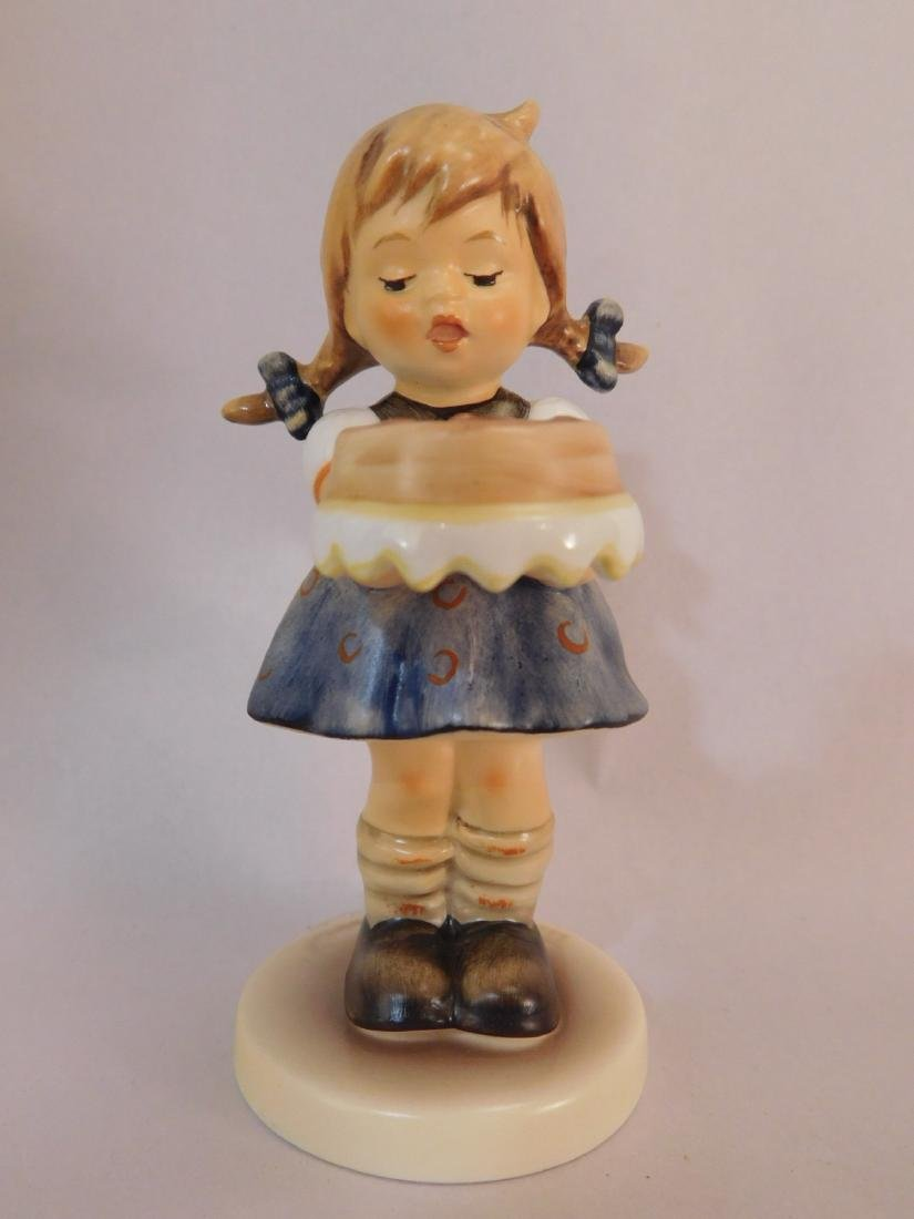 HUMMEL GOEBEL SWEET AS CAN BE FIGURINE (YES, WE SHIP!)