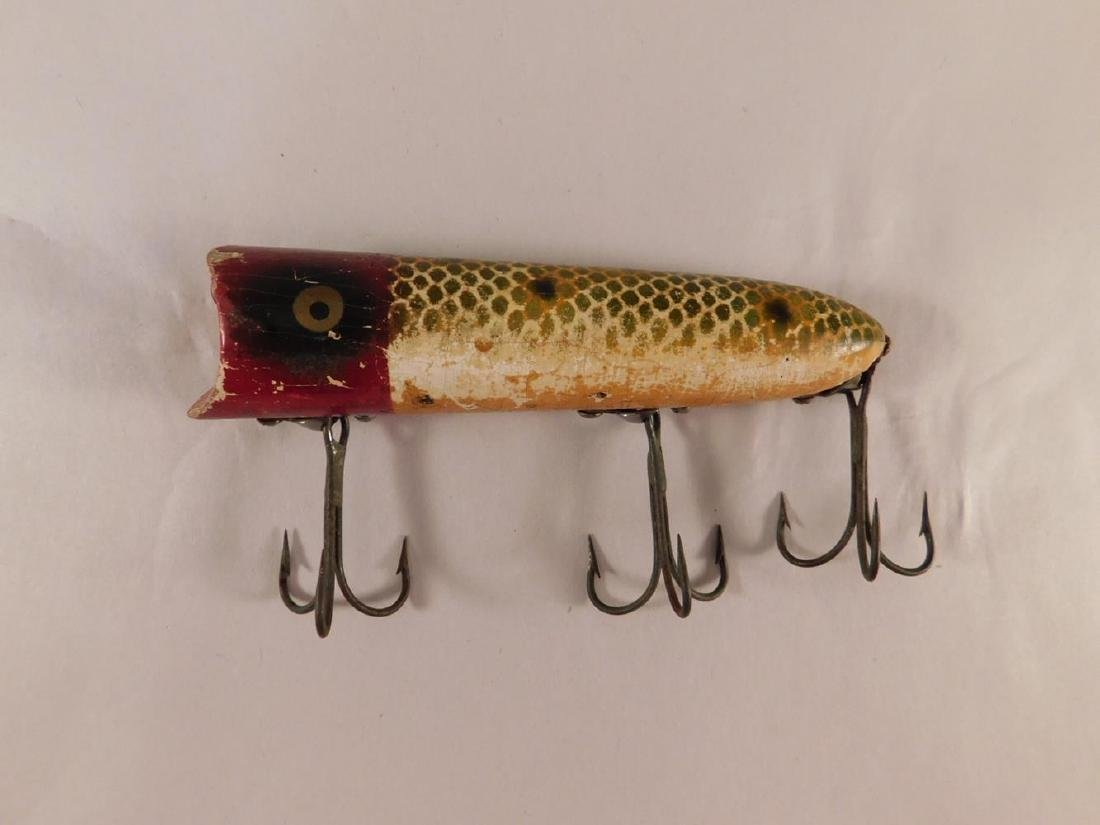ANTIQUE VINTAGE FISHING LURE (YES,WE SHIP)