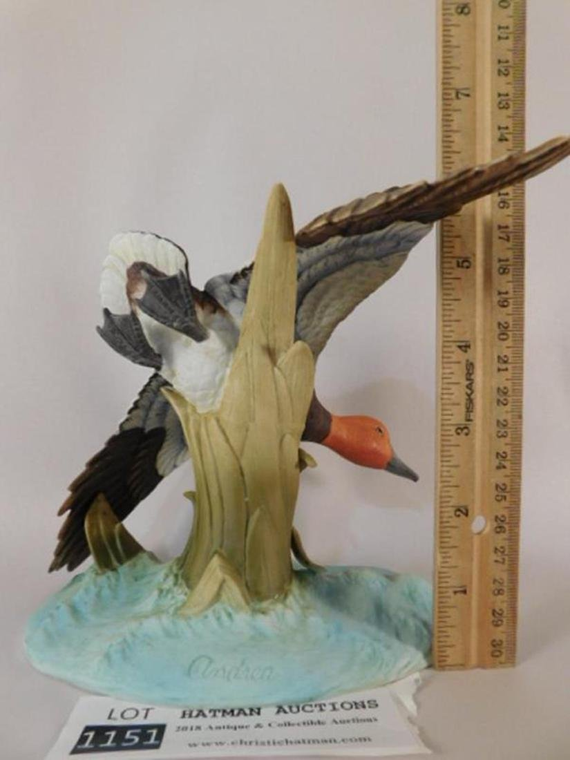ANDREA BY SADEK HAND MADE AND HAND PAINTED FIGURINE - 3