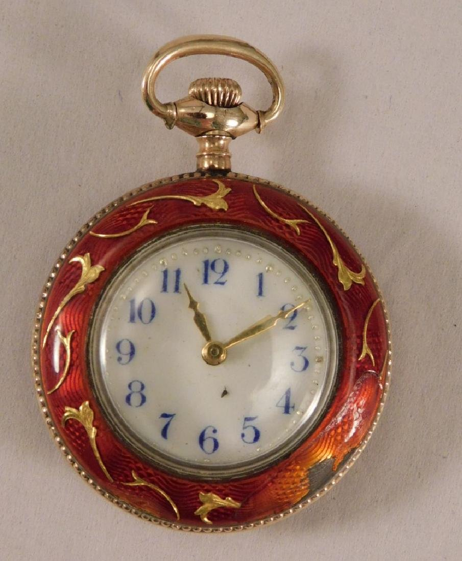 ANTIQUE VINTAGE POCKET WATCH