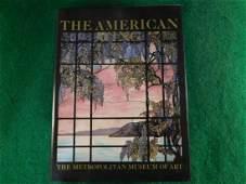 80321 THE AMERICAN WING: THE METROPOLITAN MUSEUM OF ART