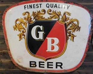 GB BEER - GRIESEDIECK BROTHERS BREWING CO. ADVERTISING