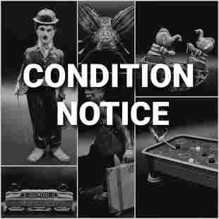 CONDITION REPORT! PLEASE READ!