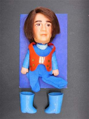 MIKE FASHION DOLL HONG KONG TOY VINTAGE ANTIQUE