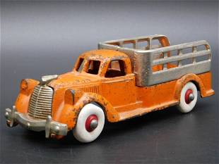 HUBLEY DELIVERY TRUCK TOY