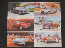 180 CAR PHOTOS ANTIQUES, ADVERTISING, BOOKS,