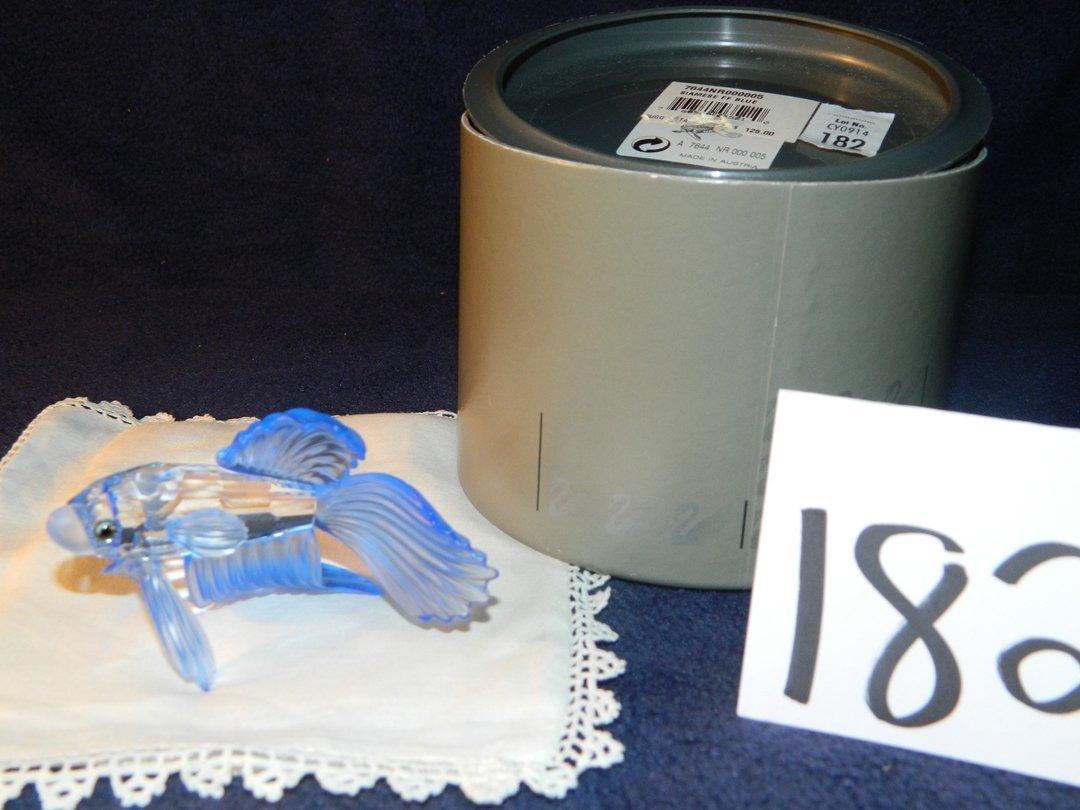 Swarovski Seamese Blue