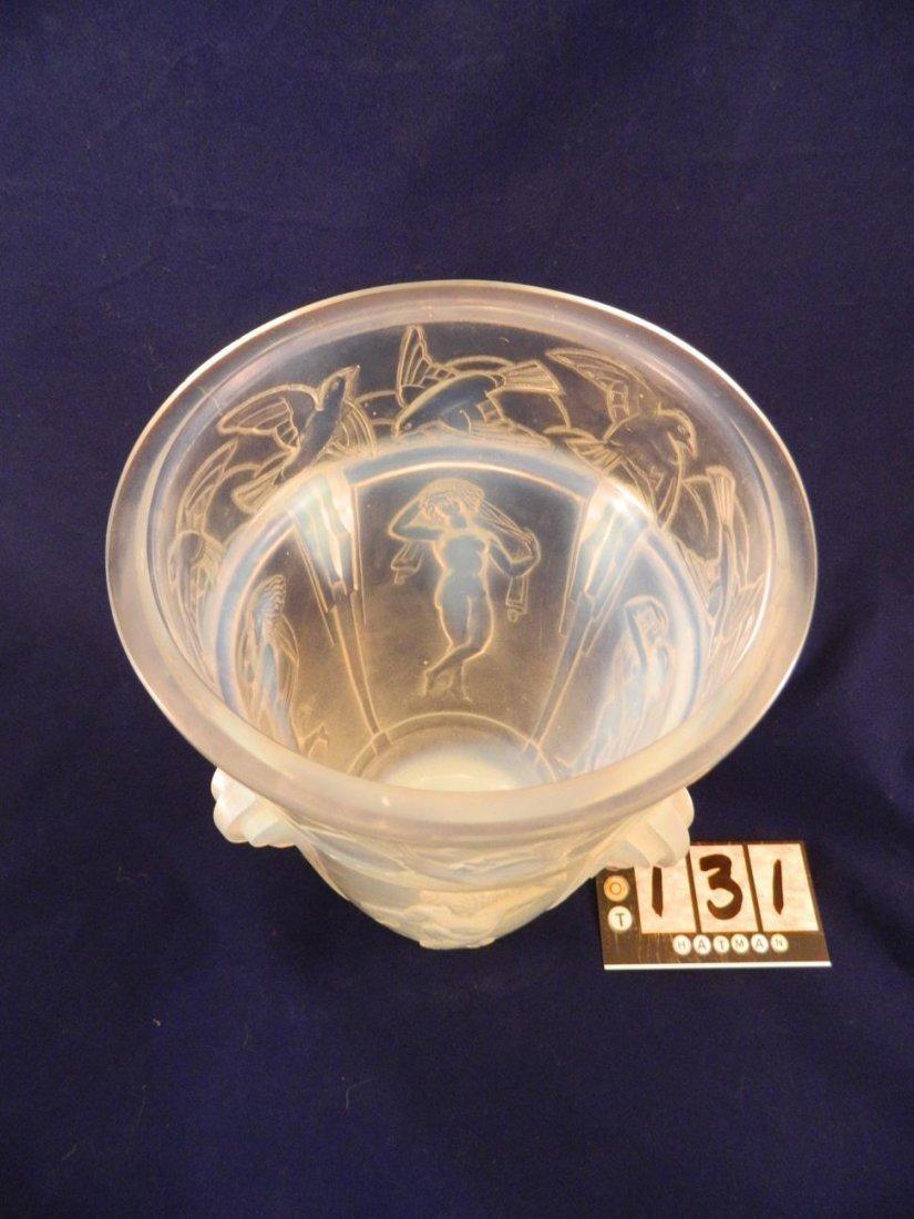 Marcus Sabino Opalescent Vase - 5