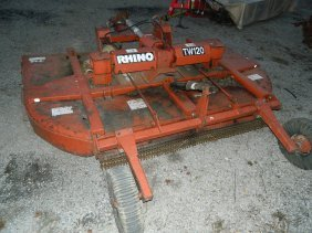 Rhino TW120 12' Bush Hog