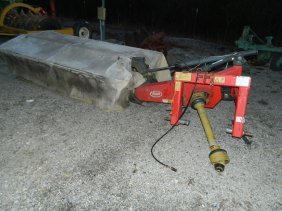 Vicom Hay Cutter Conditioner 3 Point Hitch Model CM