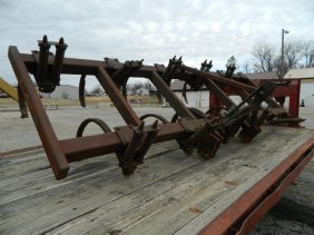 10 foot Chisel Plow Spring Loaded
