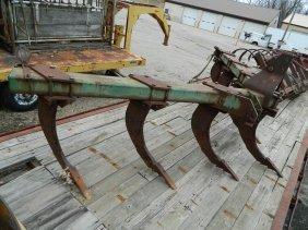 12 foot John Deere Chisel Plow