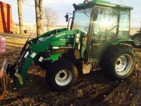 2005 McCormick CX 95 Under 1400 Hours