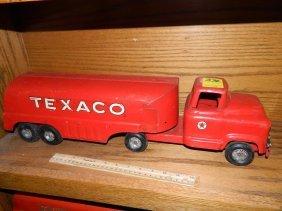 Texaco Metal Toy Truck Buddy L