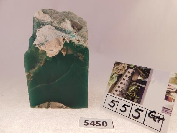 555 GRAM ROCK STONE SPECIMEN LAPIDARY ROUGH - 2