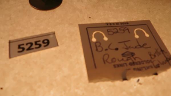 BRITISH COLUMBIA JADE ROUGH - 3