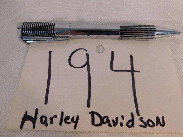 HARLEY DAVIDSON PARKER PEN