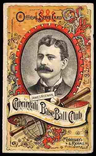 1888 Cincinnati Accordion Program