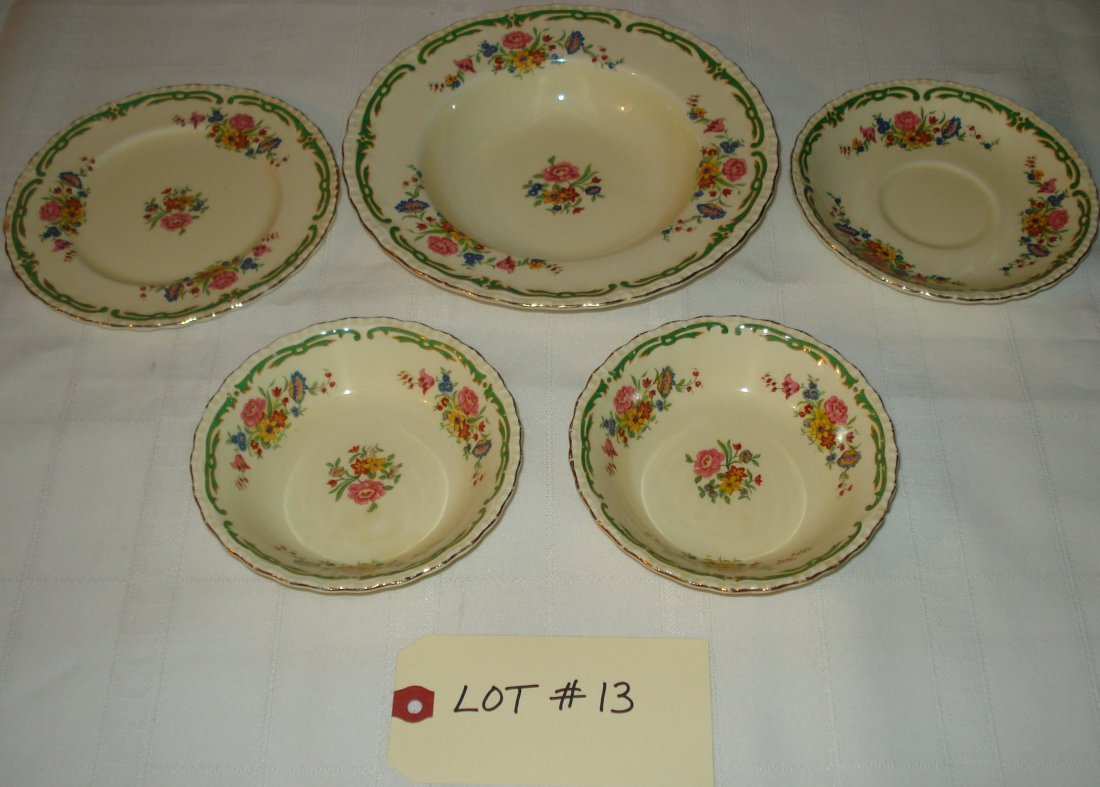 5 Grindley plates