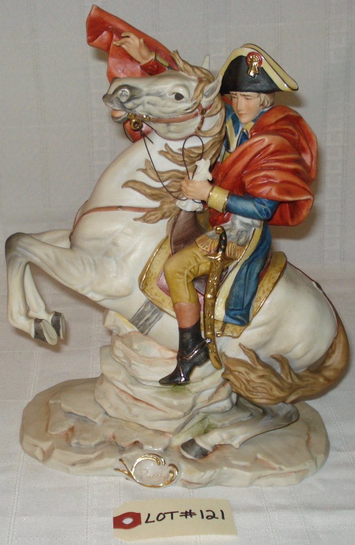 porcelain horse (Italy)