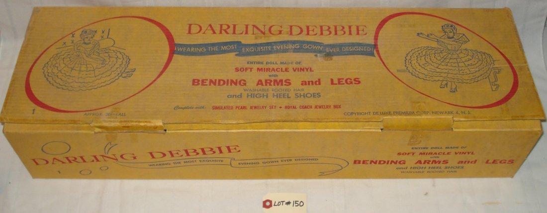 vintage Darling Debbie doll - 3