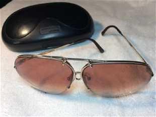 802f98f111ac Porsche Design Carrera Sunglasses in case w  extra