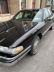 Buick Park Lane Car - 1993 ONLY 13,700 miles This car