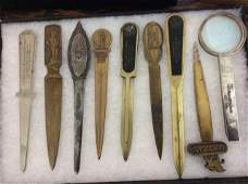 Early Letter Opener Collection