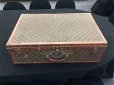 Vintage Louis Vuitton Steamer Trunk Hard Case