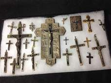 Early Cross Collection Nice unique collection.