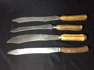 Assorted Serving Knives (4) .