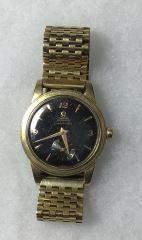 Omega Seamaster Men's Watch - Works! 14kt Gold-Filled