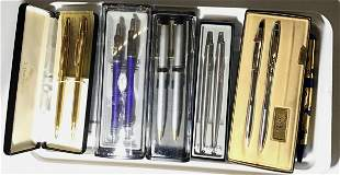 Mechanical Pencil and Complimentary Pen Sets