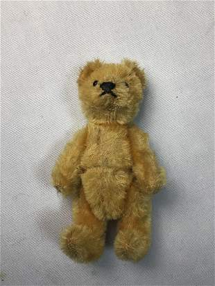Steiff Miniature Teddy Bear .