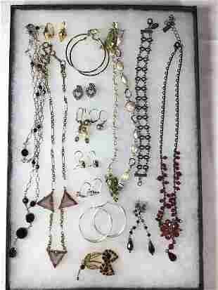 Costume Jewelry Lot .