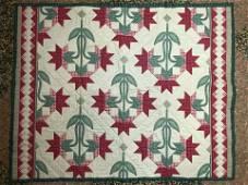 Flower Quilt 43.5x34.5