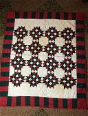 Christmas Quilt 48x58in