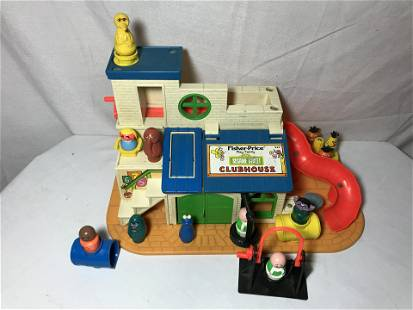 Fisher Price Sesame Street Clubhouse .