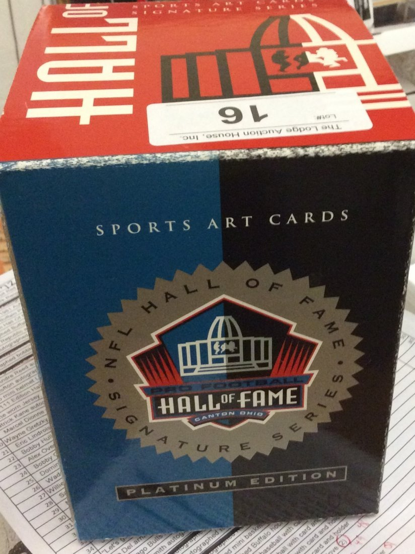 The 111 Edition Hall of Fame Fine Art Series 111