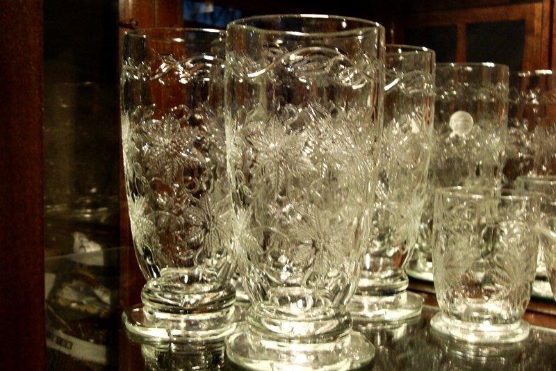 7 pc. Lot of PRINCESS HOUSE FANTASIA Glassware - 10