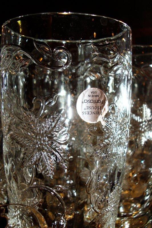 7 pc. Lot of PRINCESS HOUSE FANTASIA Glassware - 5