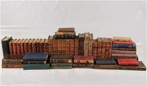 COLLECTION OF 49 BOOKS OF ESSAYS, FICTION, AND